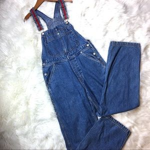 90s vintage Tommy Hilfiger demon pants overall